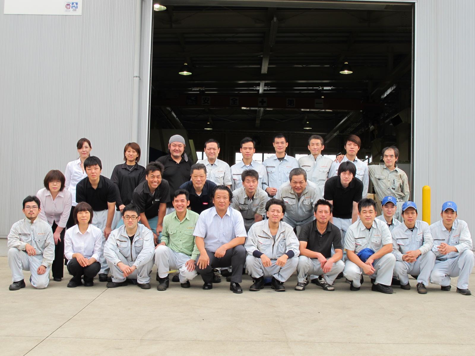 岩本鉄工所様集合写真20140812