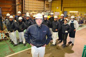 小松電業所 建設機械 鉱山機械 エンジンフード サイドカバー 運転席ユニット