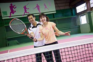 センティア  テニススクール、テニスクラブ、ヨガスタジオ ユニオン
